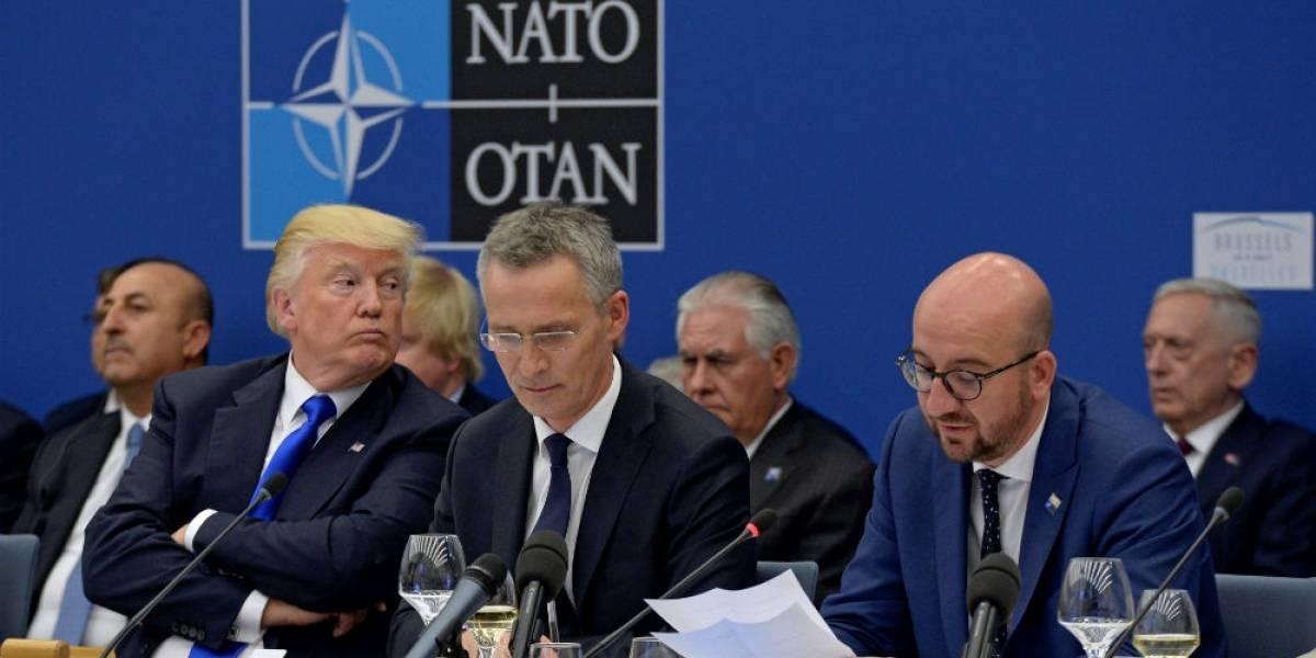 Líderes de la OTAN respaldan unirse a coalición contra el Estado Islámico