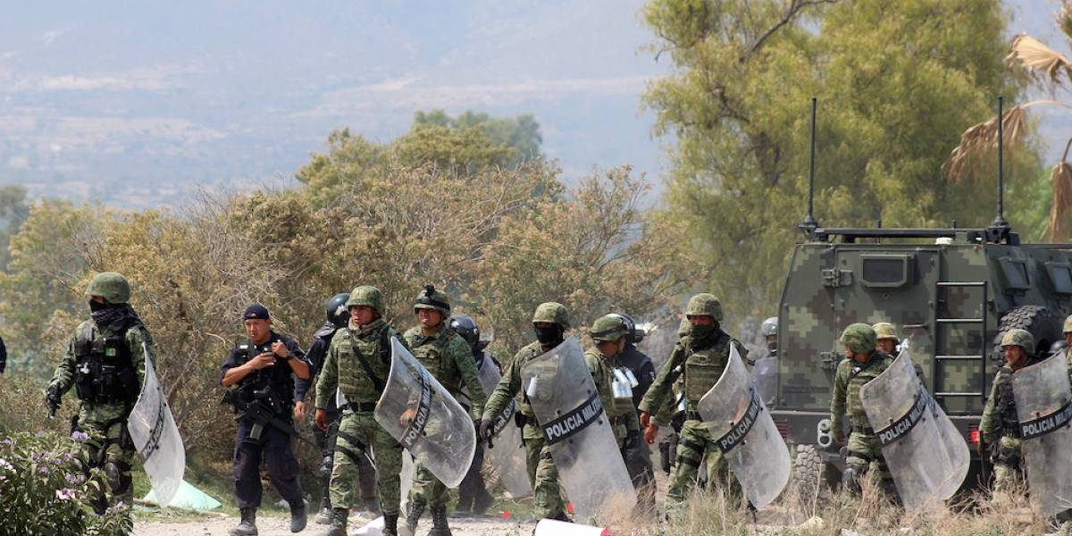 """Fuerzas Armadas de México están fuera de control"": Amnistía Internacional"