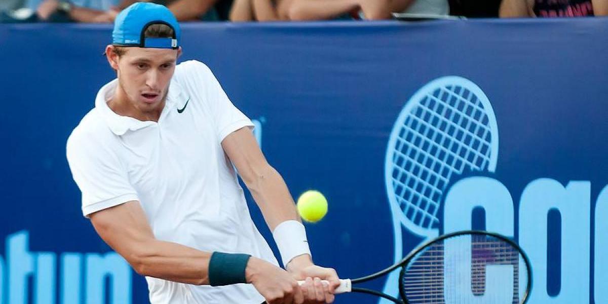 Jarry se une a los tenistas chilenos que pasaron una clasificación de un Grand Slam desde 2000