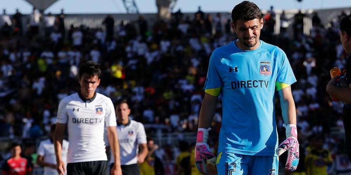 """Paulo Garcés rompe el silencio: """"Tengo contrato con Colo Colo hasta junio de 2020"""""""
