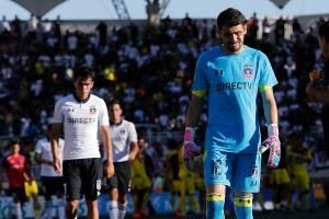 'Tengo contrato con Colo Colo hasta junio de 2020'