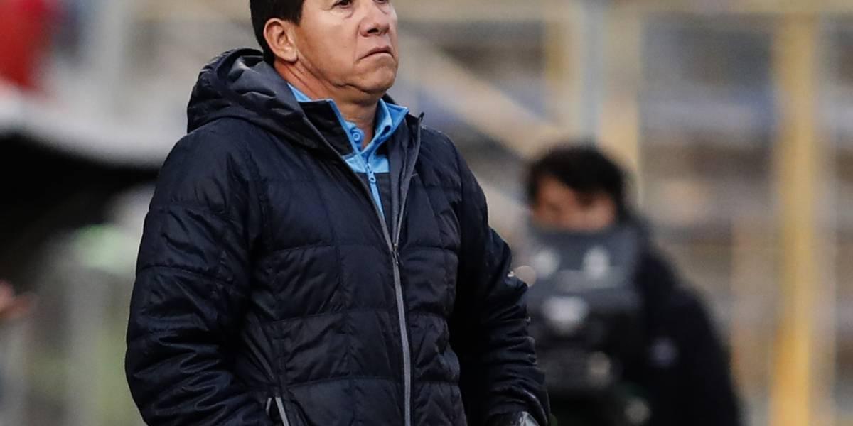 """Jaime Vera toma con tranquilidad la eliminación de Libertadores: """"Nos sirve para crecer"""""""