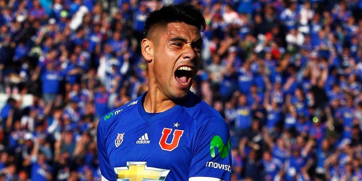 La fórmula de la U para retener a Felipe Mora hasta el 2018