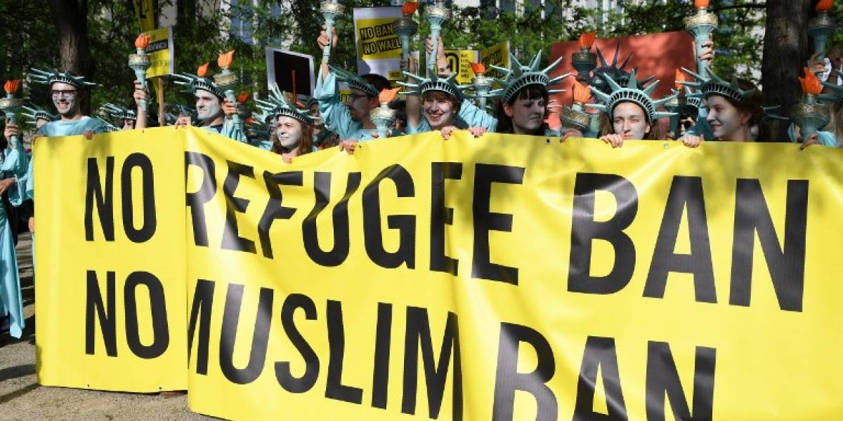 Corte de Apelaciones mantiene bloqueo a decreto migratorio de Trump
