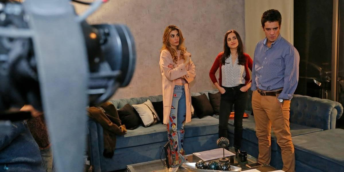 """Verdades ocultas"": la nueva teleserie de Mega  comenzó su rodaje"