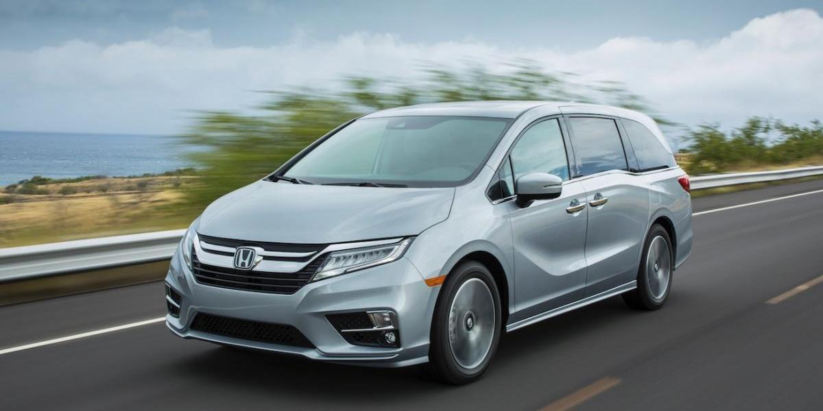 Honda presenta la nueva Odyssey 2018
