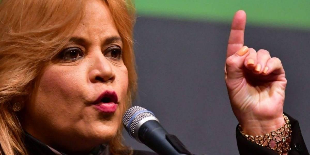 Alcaldesa interina de Guaynabo entrega documentos e información de O'Neill al OPFEI