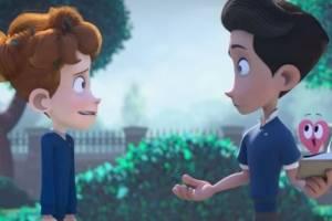 Estrenan adelanto de primer corto animado gay