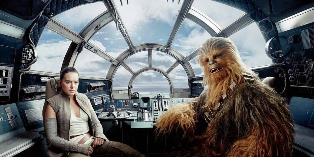 """El nuevo reparto de """"Star Wars"""" acapara la portada de Vanity Fair"""