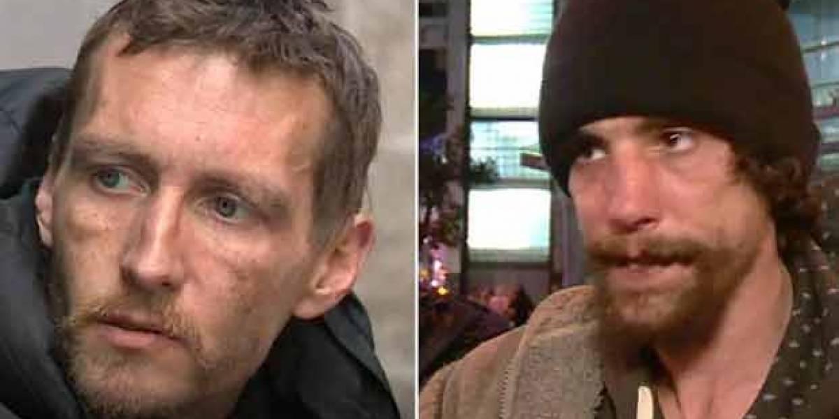 Los dos 'sin hogar' que se convirtieron en héroes por ayudar a las víctimas del atentado en Manchester