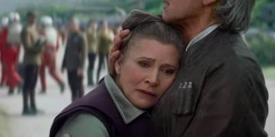 Autópsia revela que atriz Carrie Fisher tinha cocaína e heroína no organismo ao morrer