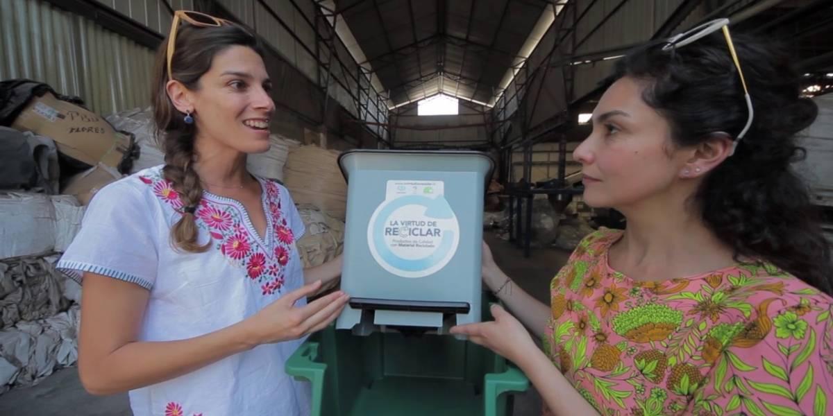 """Tamara Acosta llega a la conducción con """"Liga de Emprendedores"""""""