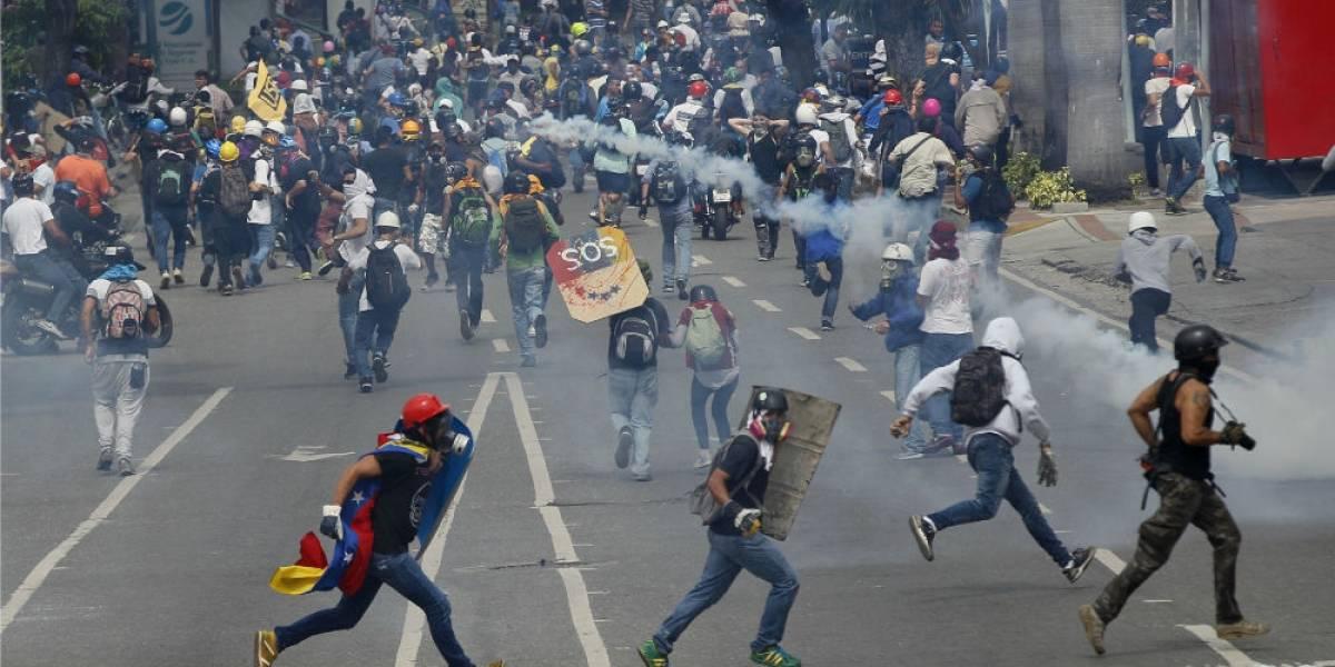 Protestas en Venezuela deja muertos, heridos y amenazas de encarcelamiento