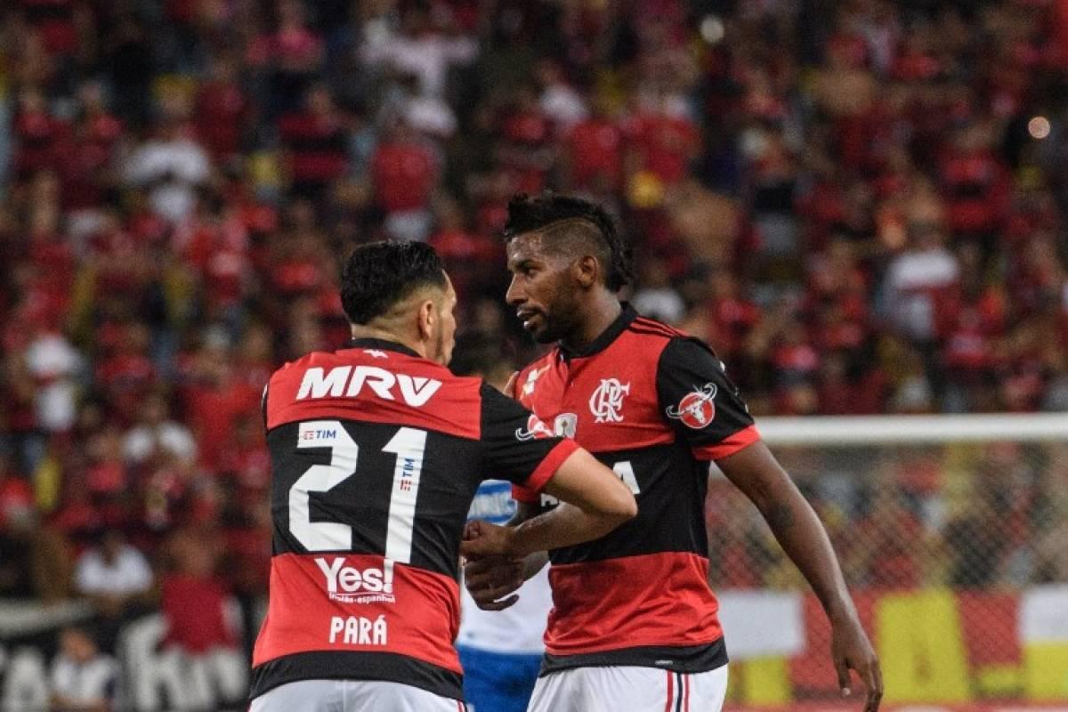 Flamengo es uno de los gigantes que dirá presente en la Sudamericana tras quedar tercero en el grupo de la muerte / AFP