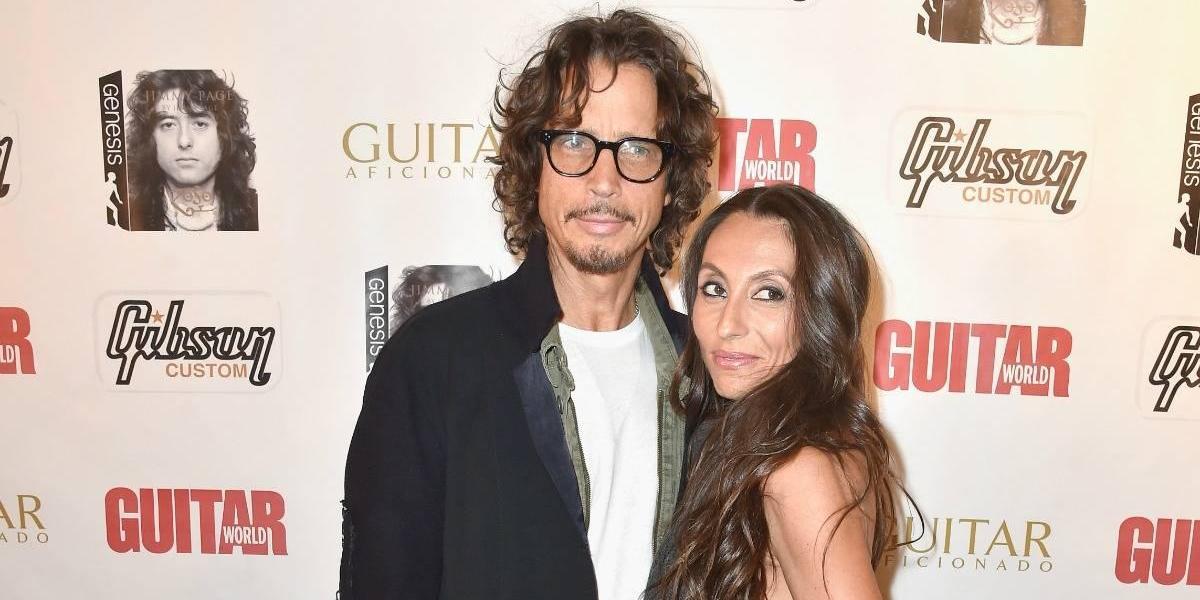 Los polémicos dichos de la suegra de Chris Cornell contra Eddie Vedder