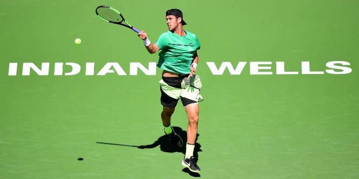 Promesa vs. promesa: Karen Khachanov, el rival de Nico Jarry en Roland Garros