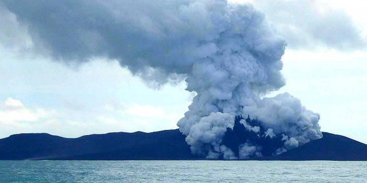 Científicos logran descubrimiento clave para predecir las erupciones de los volcanes submarinos