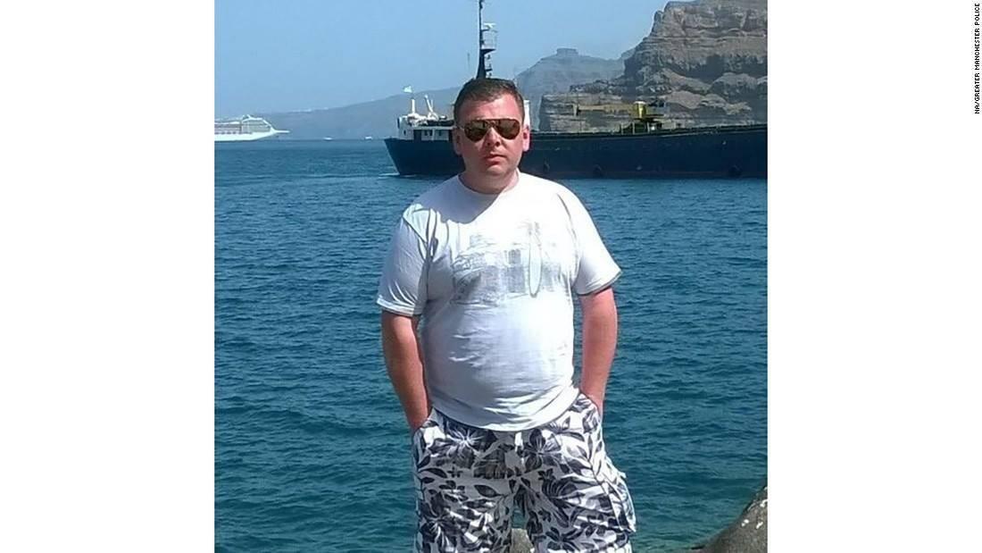 Philip Tron, 32 años / Foto: www.facebook.com