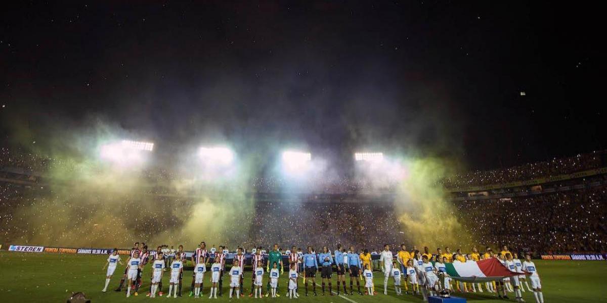 FOTOS: ¡Los mejores momentos de la vibrante Final en el Volcán!