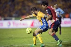Gignac revive a Tigres en la Final ante Chivas