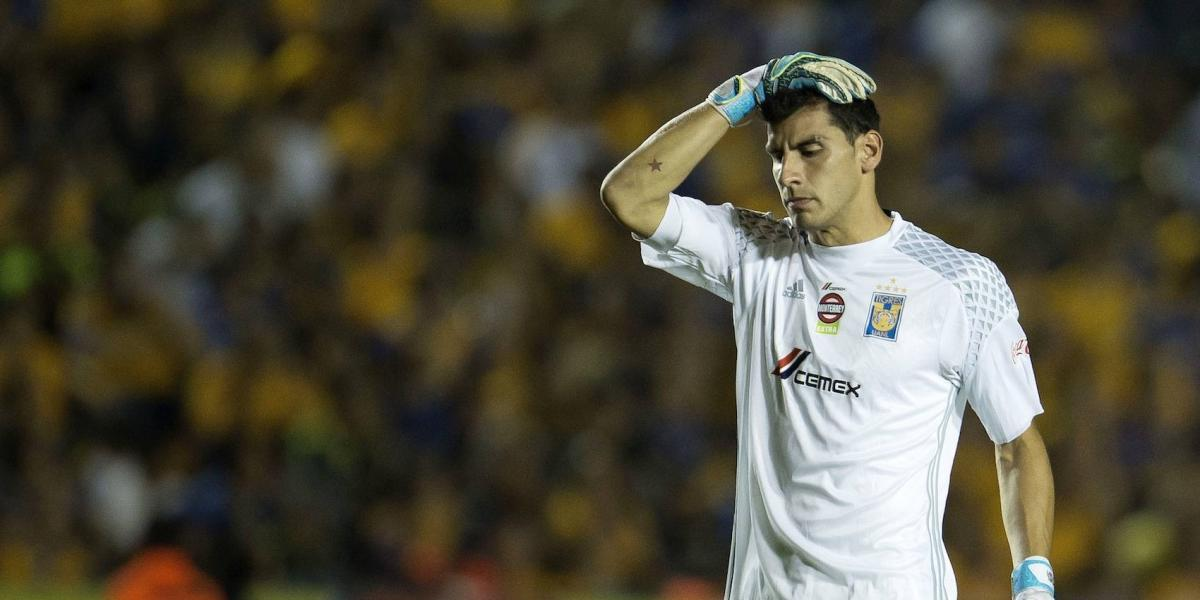 Jugador de América trollea a Nahuel Guzmán