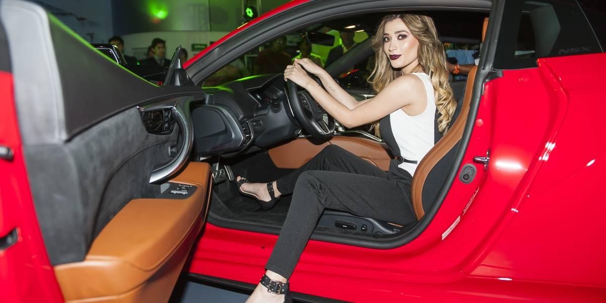 Acura presenta su nuevo auto deportivo de lujo, NSX 2017