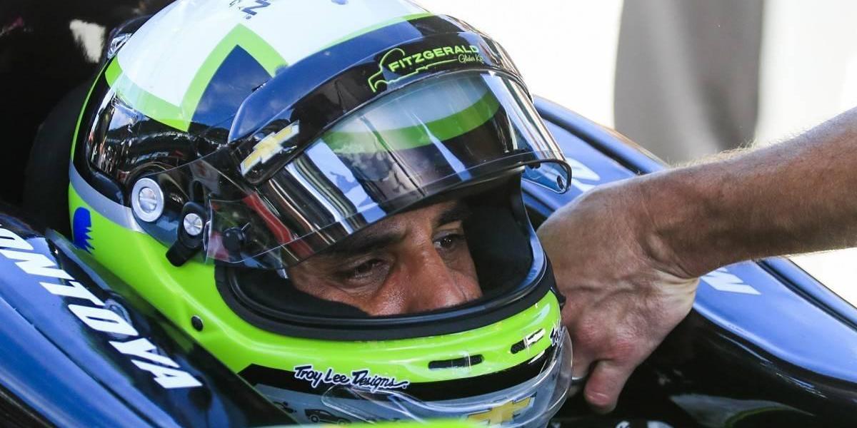 Montoya vuelve al ruedo: se corre una edición más de las 500 millas de Indianápolis