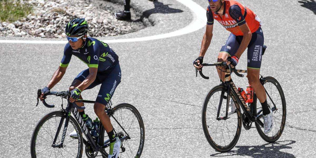 Como líder, Nairo vuelve a la cima que lo coronó en el Giro 2014; El Monte Grappa