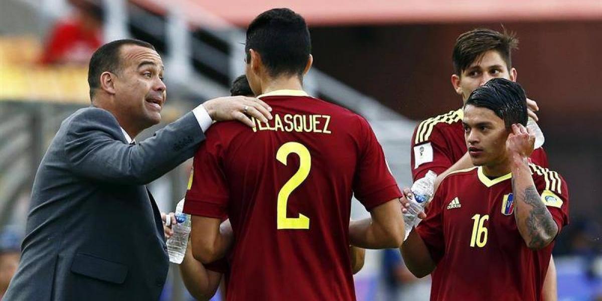 La mini Vinotinto de Venezuela que deslumbra en el Mundial Sub 20