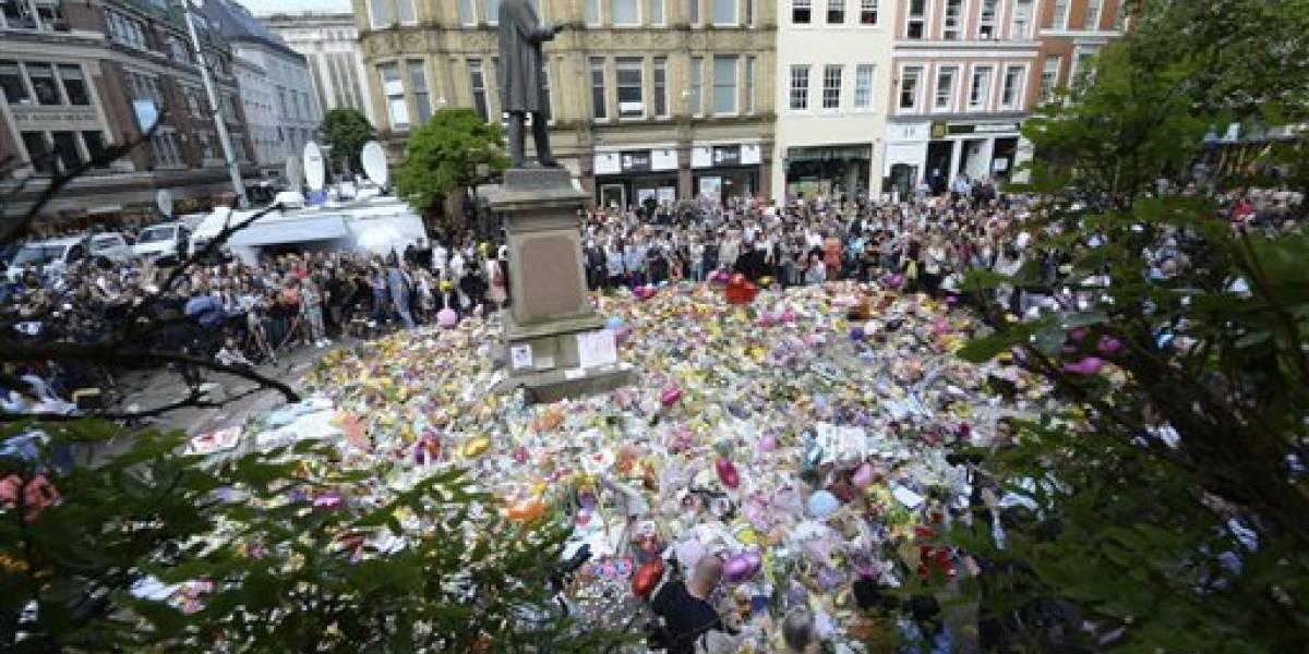 Detenida novena persona en relación con ataque de Manchester