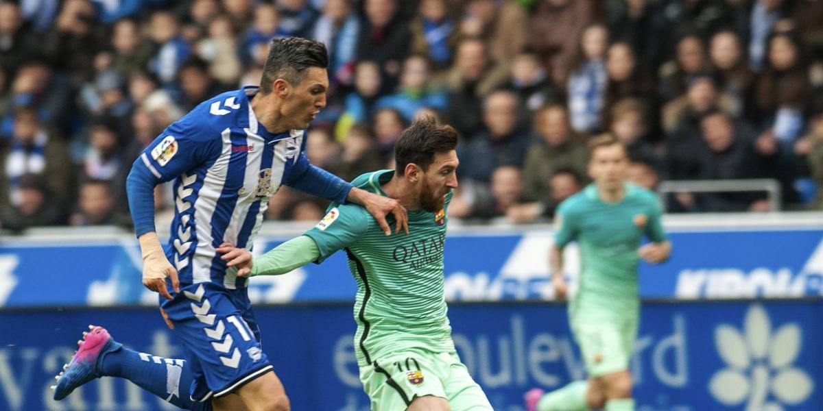 Daniel Torres va por el milagro ante el Barcelona, una vez más