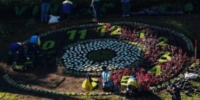 Tras su destrucción: Reloj de Flores comienza a recuperar su emblemática imagen