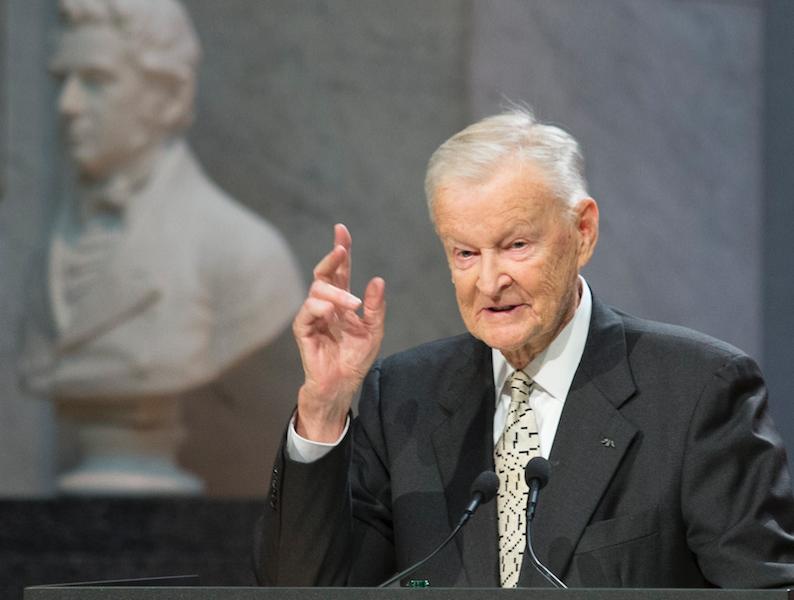 Murió Zbigniew Brzezinski, uno de los hombres clave de la política internacional de EEUU