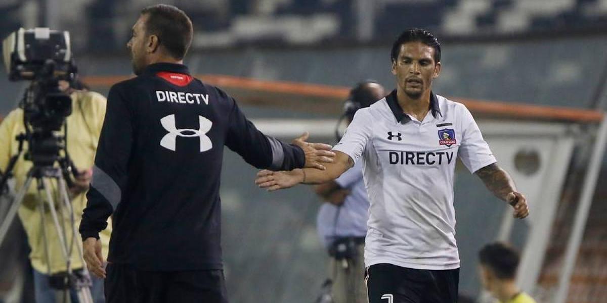"""""""Mark González es muy cara de palo"""": En Colo Colo no quieren al mundialista"""