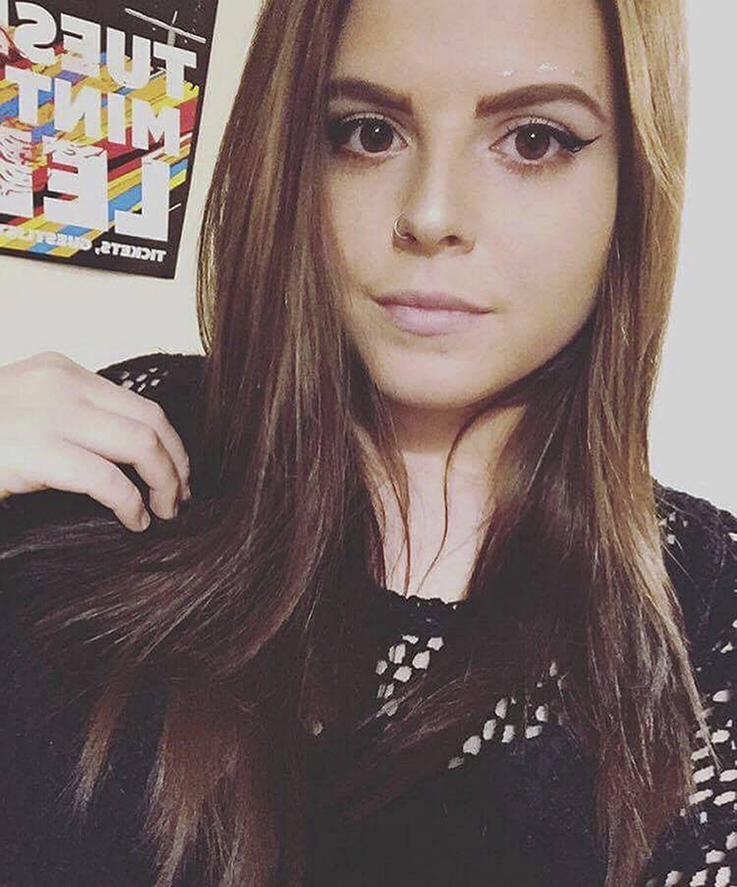 Courtney Boyle, 19 años / Foto: AP