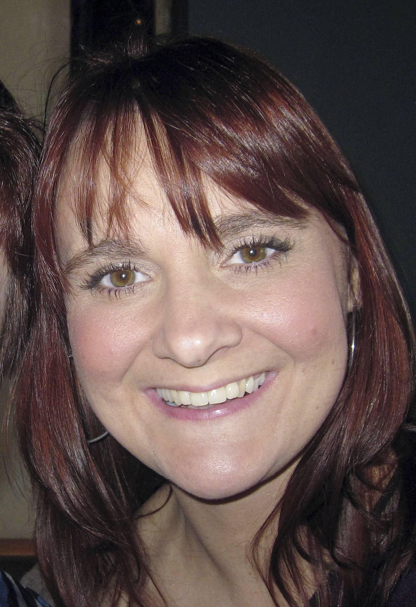 Elaine McIver, 43 años / Foto: AP