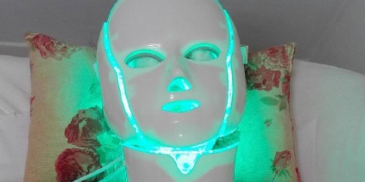 Máscara LED: Rejuvenece tu rostro con la nueva tendencia de belleza