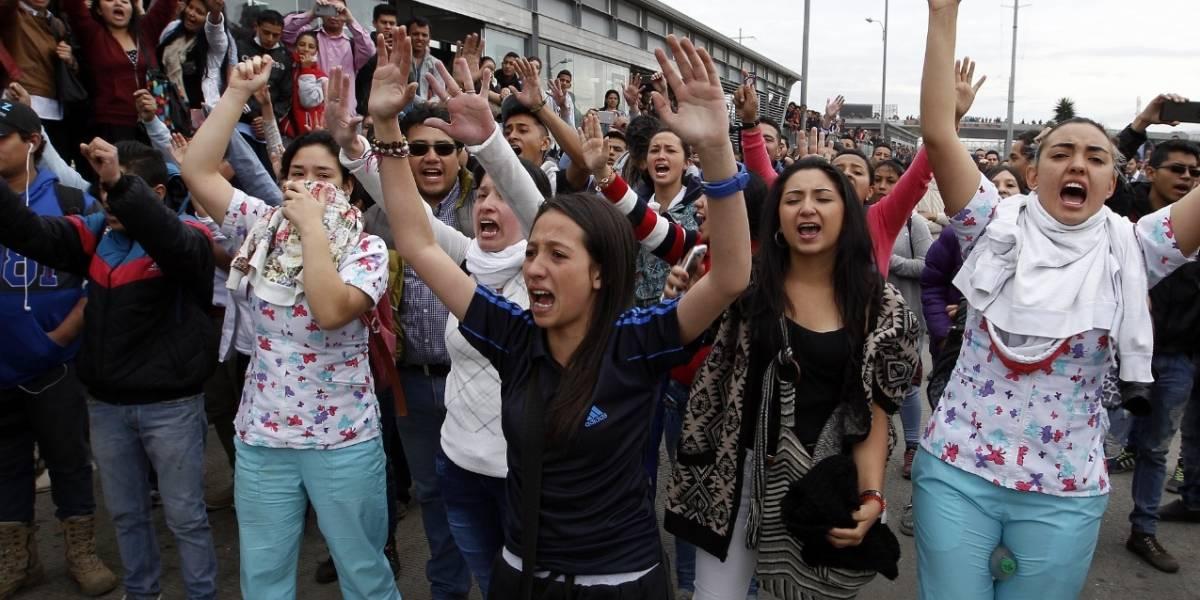 ¡Atención! Bloqueos a esta hora en TransMilenio