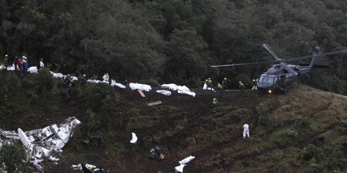 Sospechan que avión de Chapecoense no pertenece a LaMia, sino a otros dueños