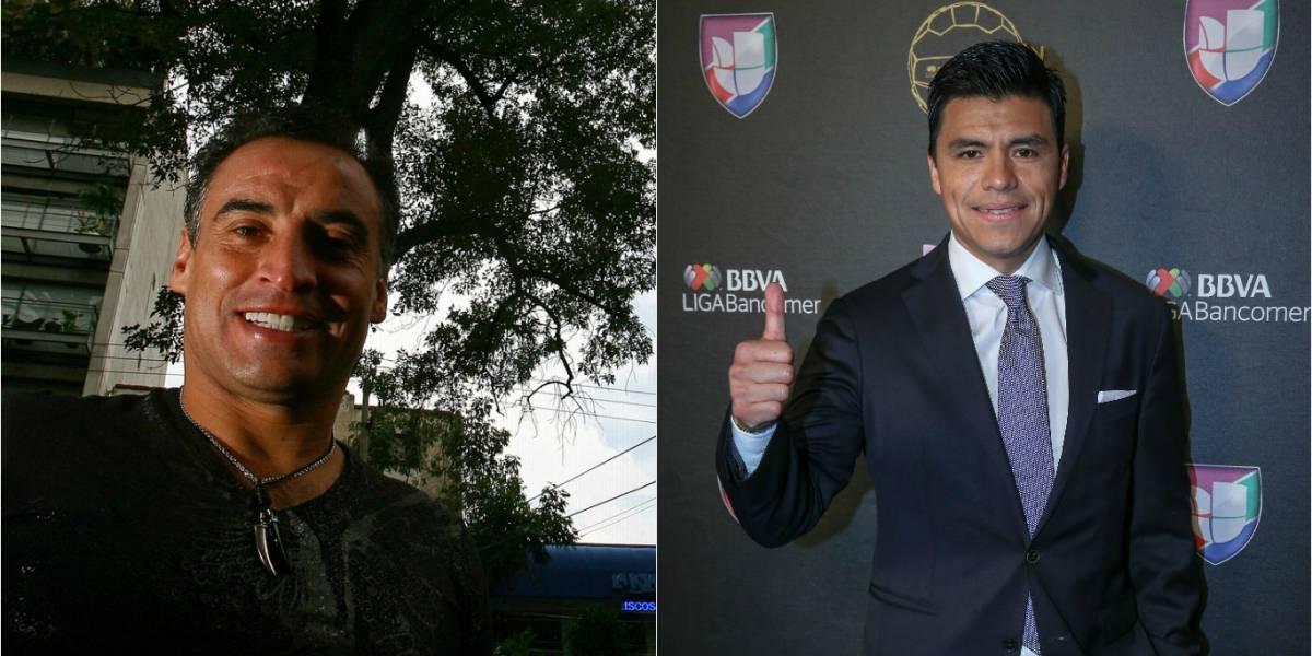 Chivas está en desventaja por no tener extranjeros: Estay y Pineda