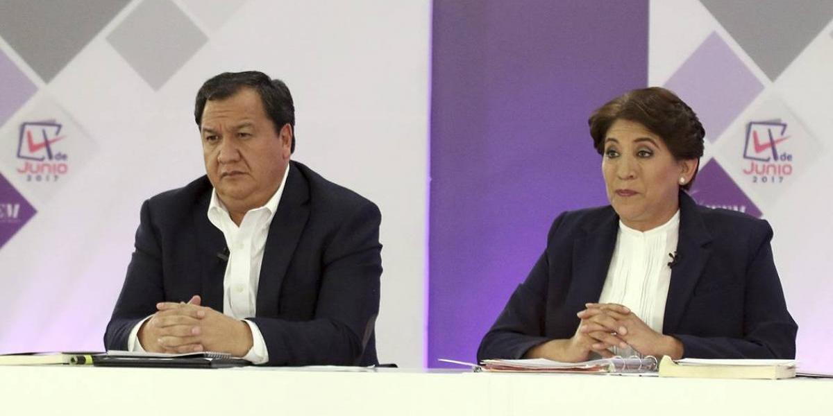 Edomex: Candidato del PT declina a favor de Delfina Gómez de Morena