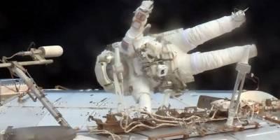 Hallan una bacteria desconocida — Estación Espacial Internacional
