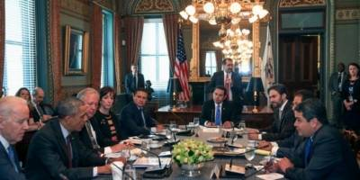 Estados Unidos busca asegurar ayuda a Centroamérica