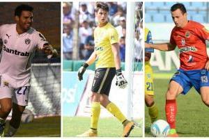 Los futbolistas más atractivos del futbol de Guatemala