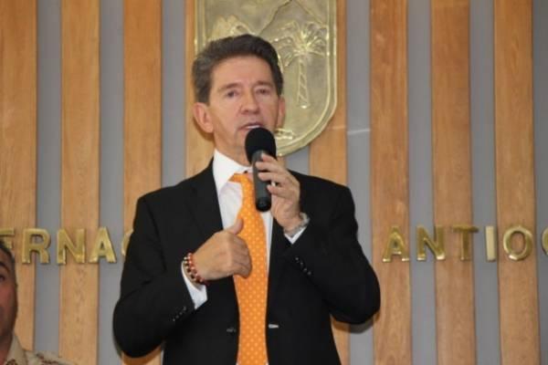 Gobernador de Antioquia, Luis Pérez Gutiérrez