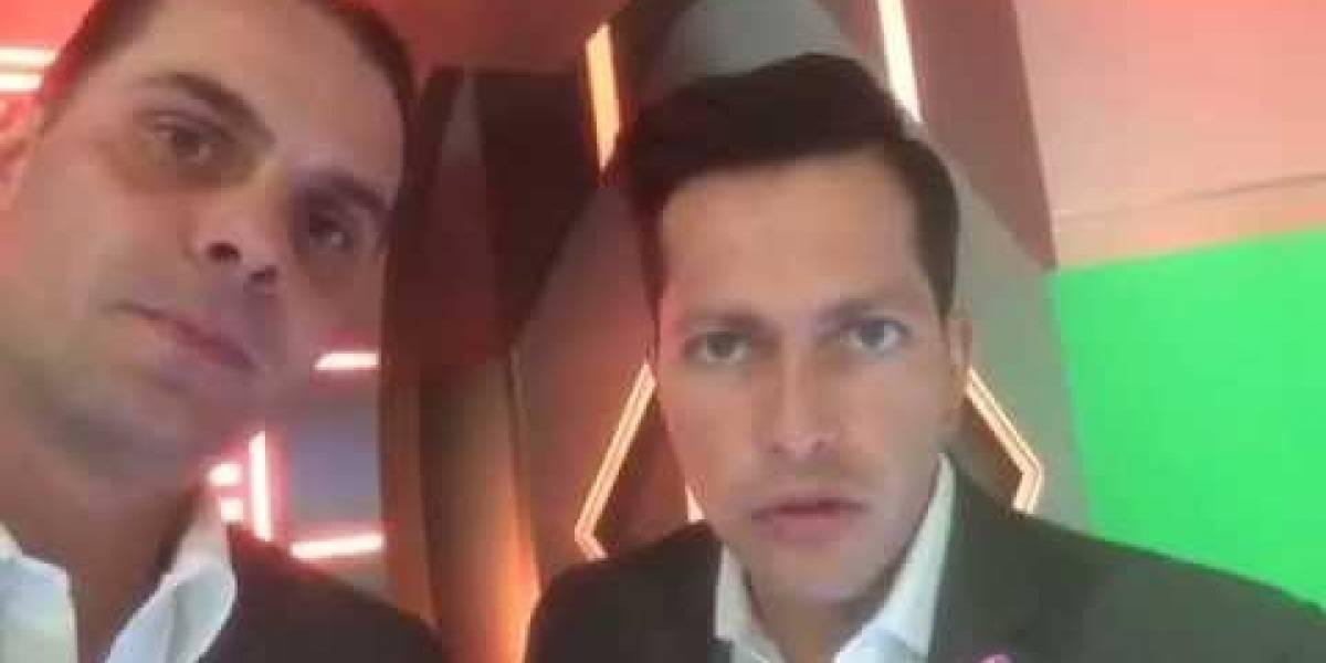 VIDEO: Comentarista de TV Azteca baila en honor a Gignac
