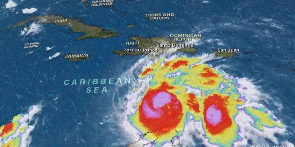 Ideam pide activar planes de contingencia por huracanes en el Caribe