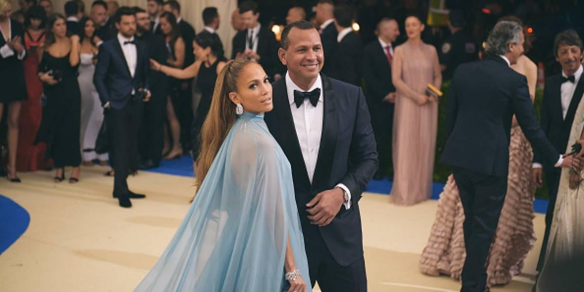Aseguran que Jennifer López está embarazada de Alex Rodríguez, ¡y tendrán un niño!