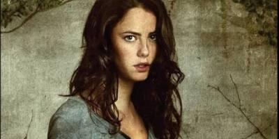 """Kaya Scodelario es la nueva cara en """"Piratas del Caribe""""."""