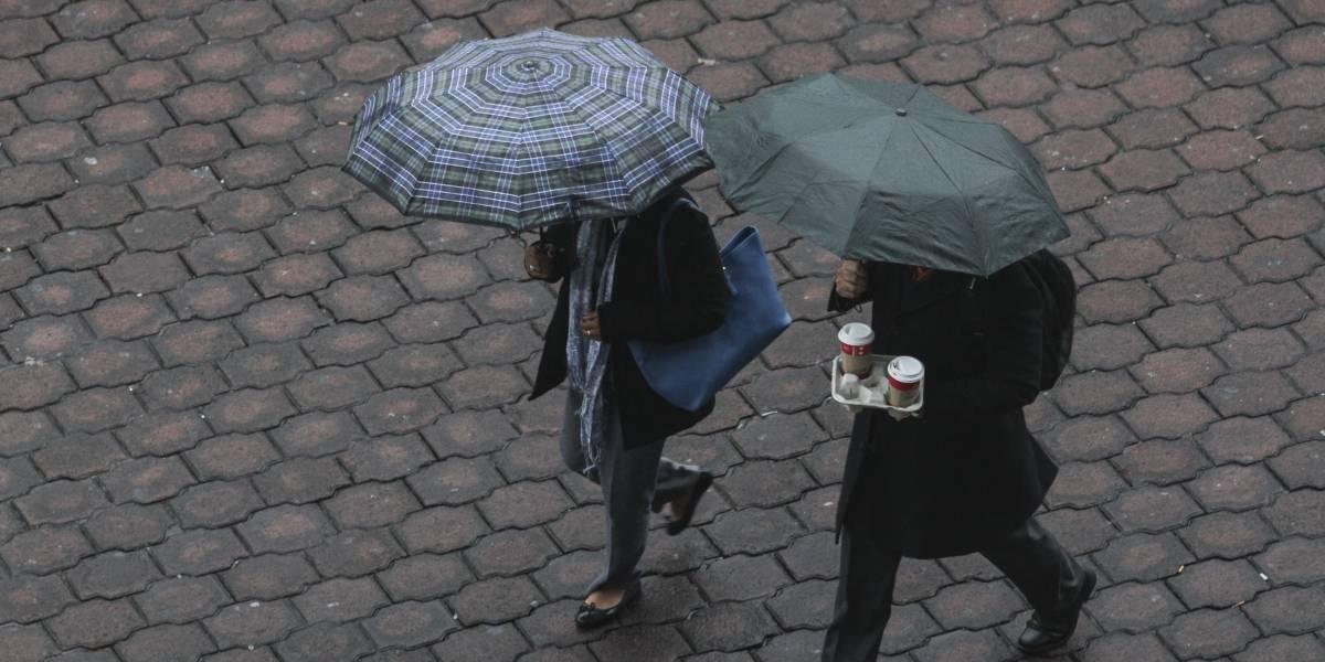 Prevén lluvias de fuertes a intensas en centro, sur y sureste del país